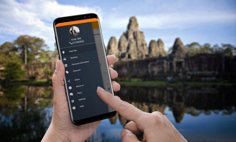 Cambodia Mobile App Development