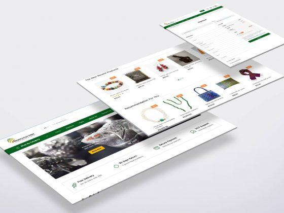 Angkor E-Plus Online Marketplace ecommerce website