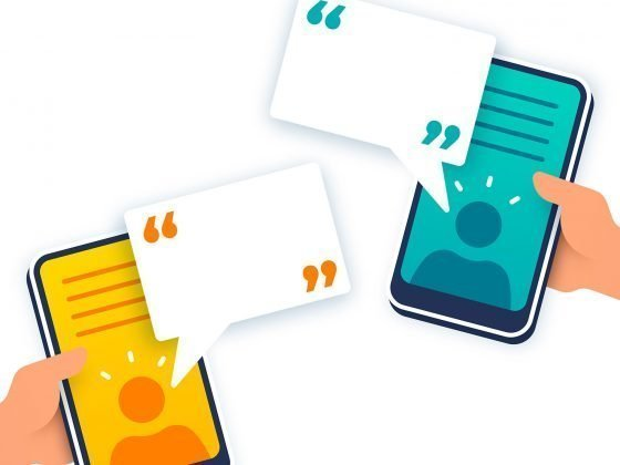 Cambodia Website Design Responding to Facebook Comments 2019