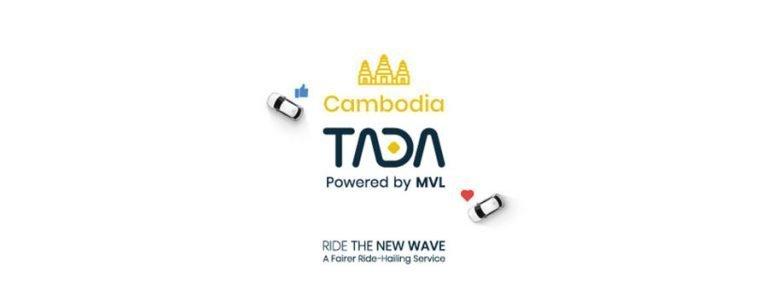 Tada Taxi Cambodia Phnom Penh Siem Reap