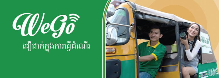 WeGo Taxi Cambodia Phnom Penh Siem Reap